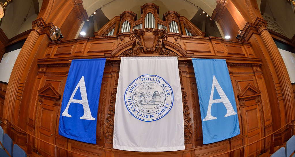 Andover Abbot Flags